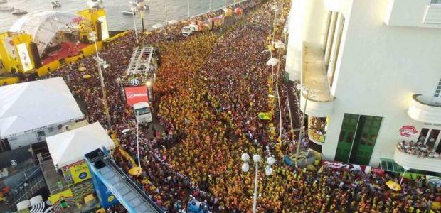 Vereadores aprovam fim do carnaval em Salvador na Quarta-feira de Cinzas
