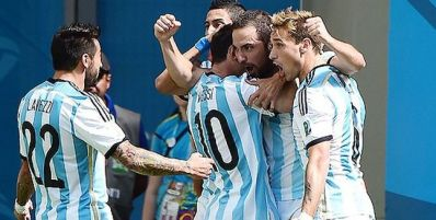 Argentina vence a Bélgica e vai à semifinal