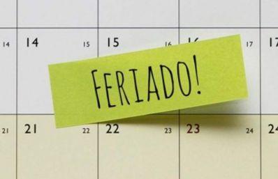 Ano de 2020 tem 13 feriados previstos com folgas estendidas