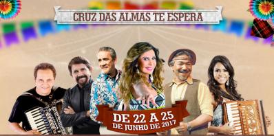 Cruz das Almas: confira programação completa do São João 2017