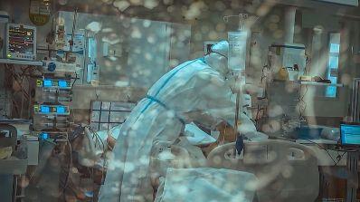 Recorde: 31 hospitais da Bahia têm leitos de UTI com 80% ou mais de ocupação