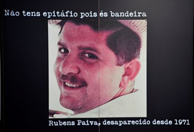 MPF denuncia cinco militares pela morte de Rubens Paiva