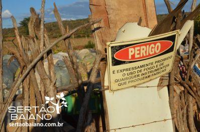 Lapão: população sofre com lixão a céu aberto e problemas de saneamento básico