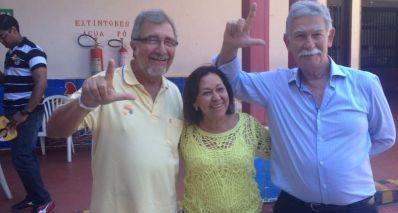 Ex-prefeito de Brumado é o vice de Lídice