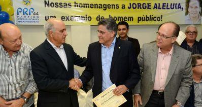 Paulo Souto ganha apoio do PHS e PRB