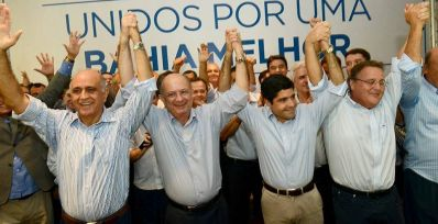 Paulo Souto destaca necessidade de reequilibrar finanças da Bahia