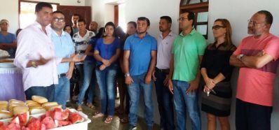 Prefeito de São Gabriel empossa secretários de Assistência Social e Educação