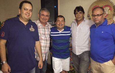 Ibititá: ex-vereador Agnaldo Cardoso apoia Cafu Barreto