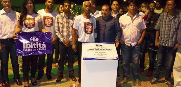 Emoção e fraternidade marcam inaugurações no Bairro da Mata, em Ibititá
