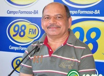 Eurico Soares volta a ser prefeito de Campo Formoso